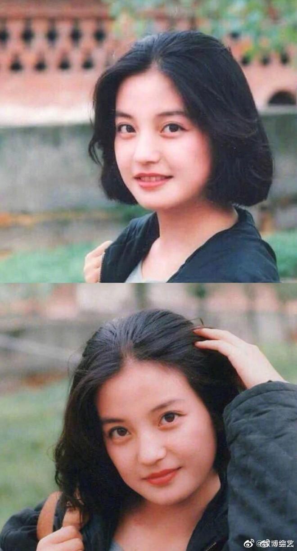 Hình ảnh gây sốt Weibo: Triệu Vy của 21 năm trước và bây giờ vẫn chẳng thay đổi, bảo sao Huỳnh Hiểu Minh ngày ấy say mê - ảnh 5