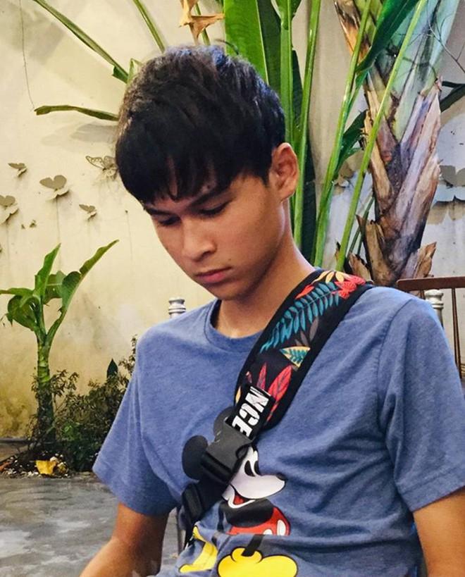 Con trai Huy Khánh sở hữu vẻ ngoài điển trai và chiều cao 1m8 dù mới 14 tuổi: Đúng là con nhà tông! - ảnh 7