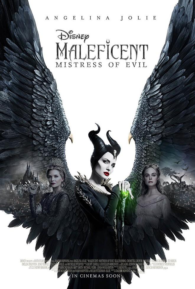 Maleficent đánh bay binh đoàn diệt Zombie của Emma Stone, nhưng doanh thu mở màn héo hơn hẳn phần 1 - Ảnh 1.