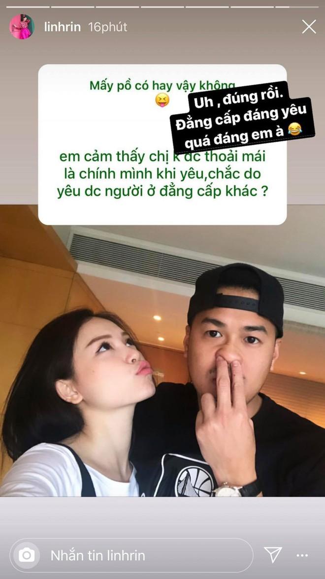 Bị nói: Không cùng đằng cấp với người yêu, bạn gái thiếu gia Phillip Nguyễn nhẹ nhàng đáp trả khiến ai ai cũng nể - ảnh 1