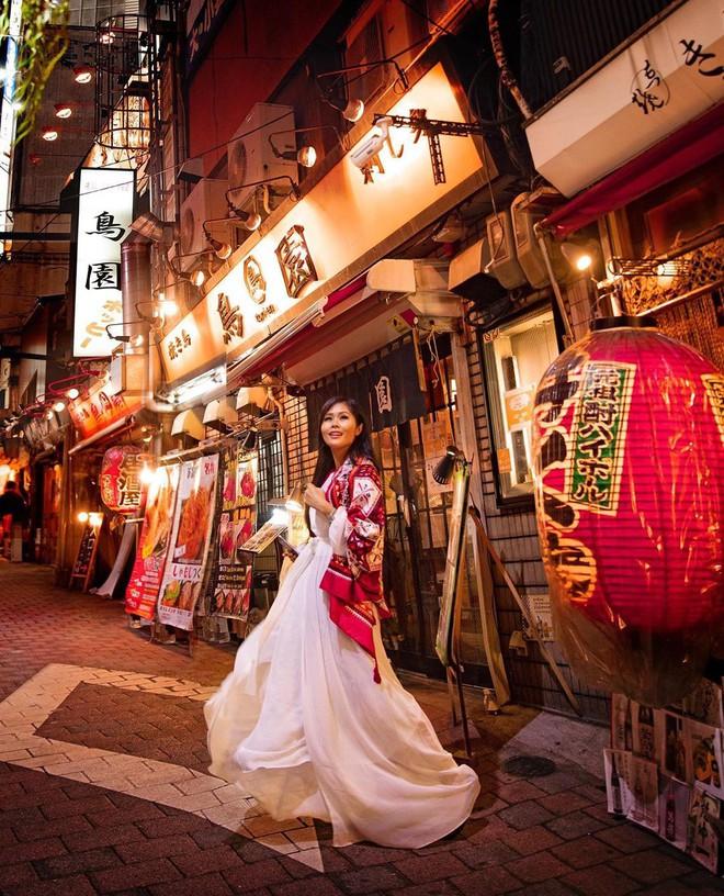 Hẻm Nước Tiểu - địa điểm nghe tên thì... hơi sợ nhưng lại cực kì thú vị và đáng để đi ở Tokyo  - Ảnh 5.