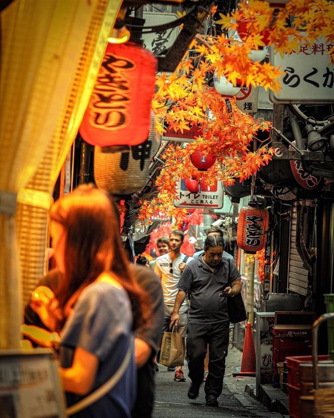 Hẻm Nước Tiểu - địa điểm nghe tên thì... hơi sợ nhưng lại cực kì thú vị và đáng để đi ở Tokyo  - Ảnh 4.