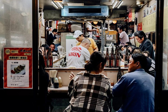 Hẻm Nước Tiểu - địa điểm nghe tên thì... hơi sợ nhưng lại cực kì thú vị và đáng để đi ở Tokyo  - Ảnh 15.
