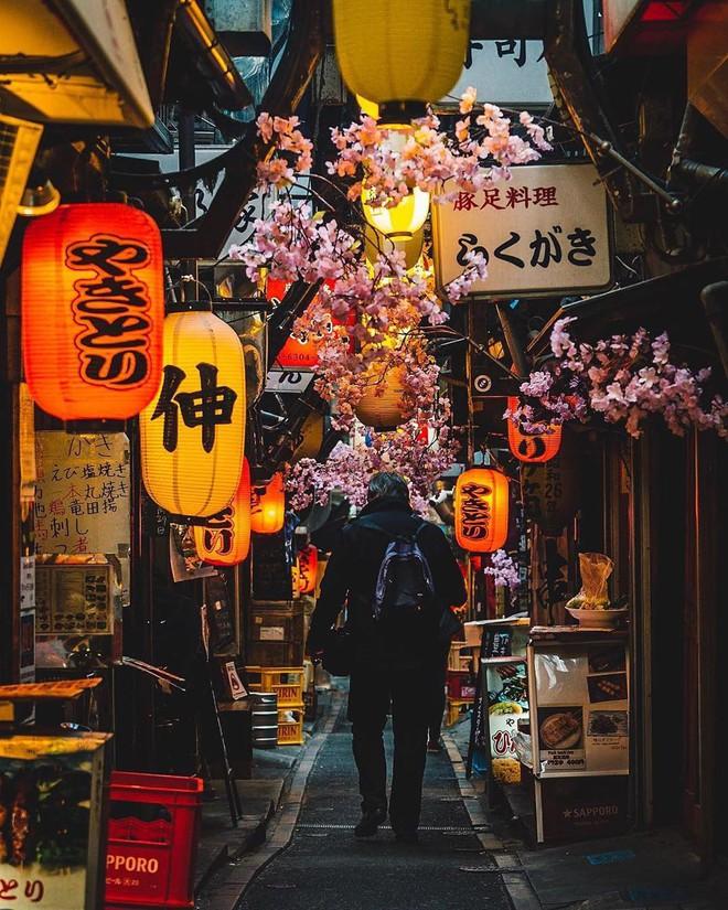 Hẻm Nước Tiểu - địa điểm nghe tên thì... hơi sợ nhưng lại cực kì thú vị và đáng để đi ở Tokyo  - Ảnh 20.