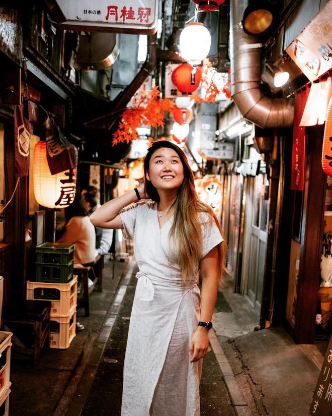 Hẻm Nước Tiểu - địa điểm nghe tên thì... hơi sợ nhưng lại cực kì thú vị và đáng để đi ở Tokyo  - Ảnh 19.