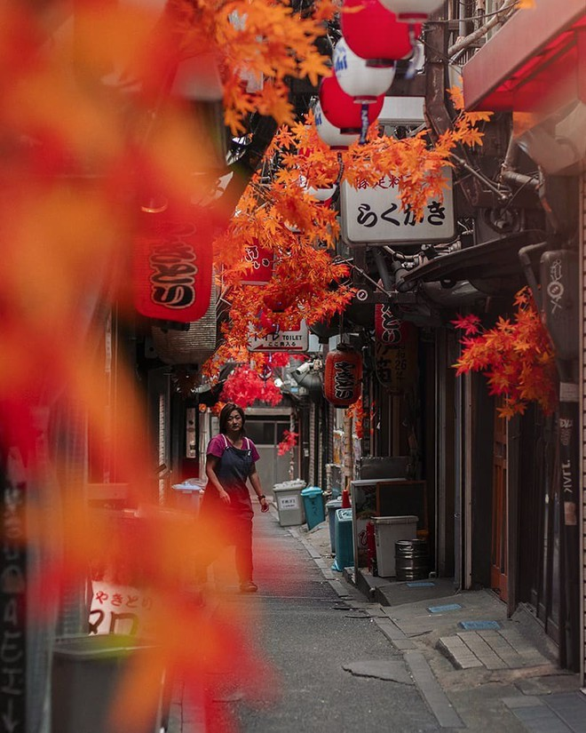 Hẻm Nước Tiểu - địa điểm nghe tên thì... hơi sợ nhưng lại cực kì thú vị và đáng để đi ở Tokyo  - Ảnh 10.