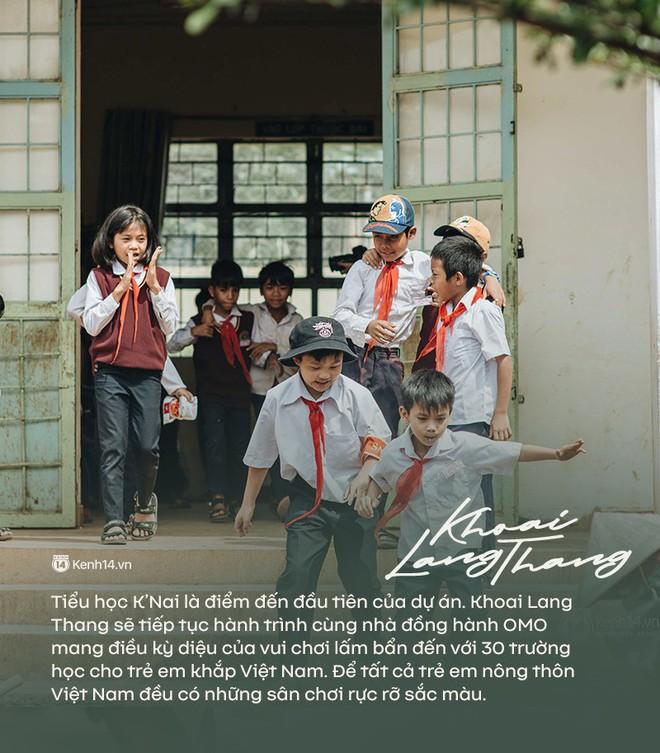 """Khoai Lang Thang - người """"gieo những hạt mầm tử tế - ảnh 4"""