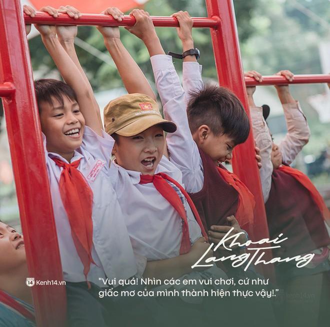 """Khoai Lang Thang - người """"gieo những hạt mầm tử tế - ảnh 6"""