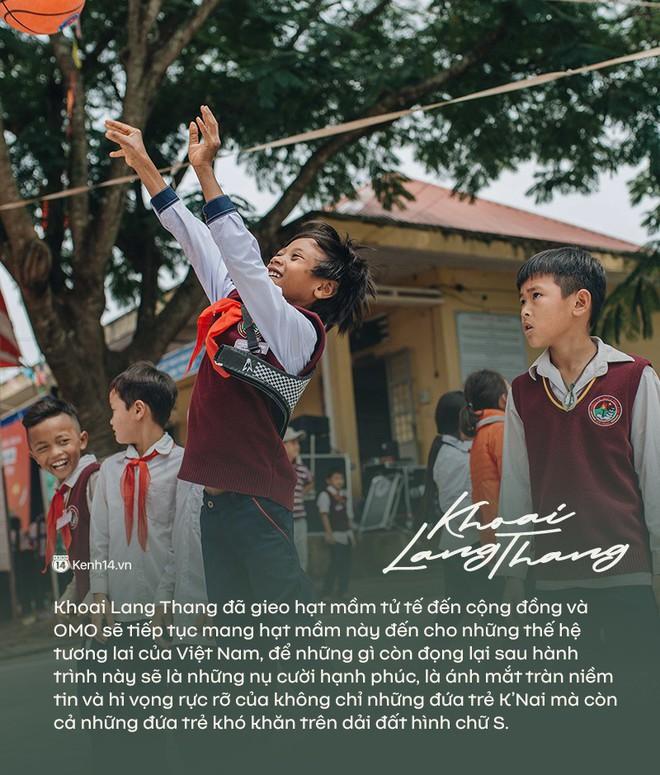 """Khoai Lang Thang - người """"gieo những hạt mầm tử tế - ảnh 7"""