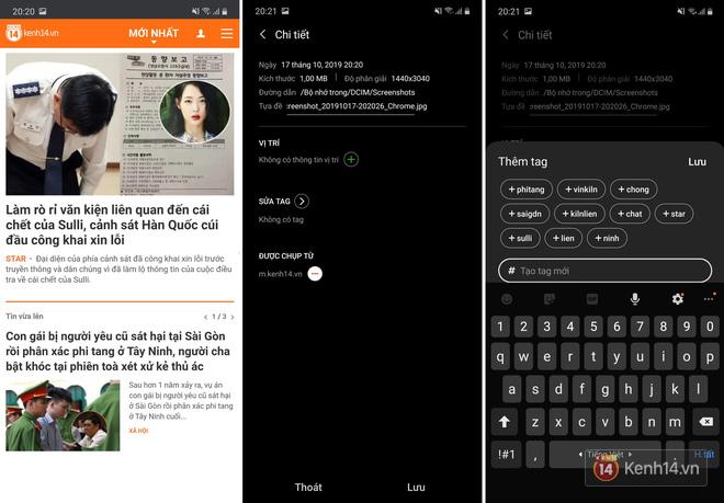 Đây là những tính năng ẩn không nhiều người biết khi dùng Galaxy Note 10, có máy nhớ thử ngay - Ảnh 2.