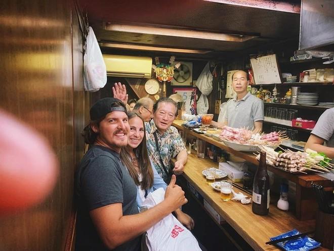 Hẻm Nước Tiểu - địa điểm nghe tên thì... hơi sợ nhưng lại cực kì thú vị và đáng để đi ở Tokyo  - Ảnh 14.