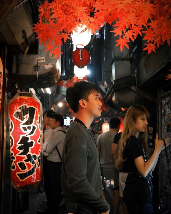 Hẻm Nước Tiểu - địa điểm nghe tên thì... hơi sợ nhưng lại cực kì thú vị và đáng để đi ở Tokyo  - Ảnh 6.