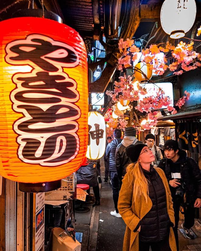 Hẻm Nước Tiểu - địa điểm nghe tên thì... hơi sợ nhưng lại cực kì thú vị và đáng để đi ở Tokyo  - Ảnh 7.