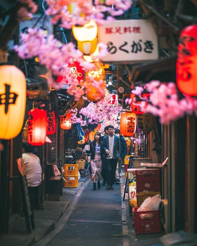 Hẻm Nước Tiểu - địa điểm nghe tên thì... hơi sợ nhưng lại cực kì thú vị và đáng để đi ở Tokyo  - Ảnh 3.