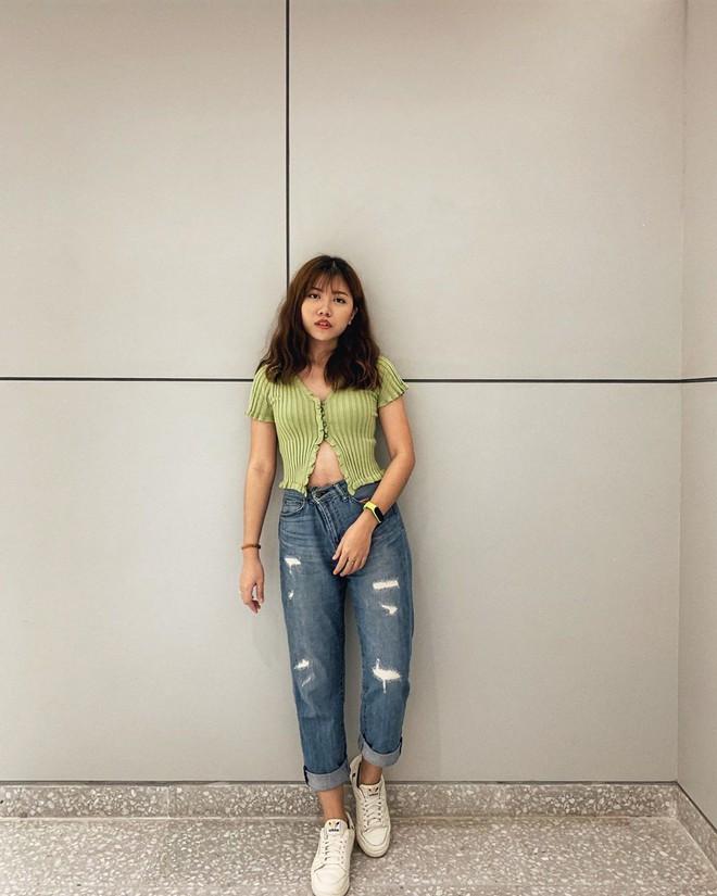 Được Jennie diện từ tám đời nhưng đến giờ mẫu áo hờ hững vẫn khiến hội hot girl Thái mê mẩn - ảnh 10