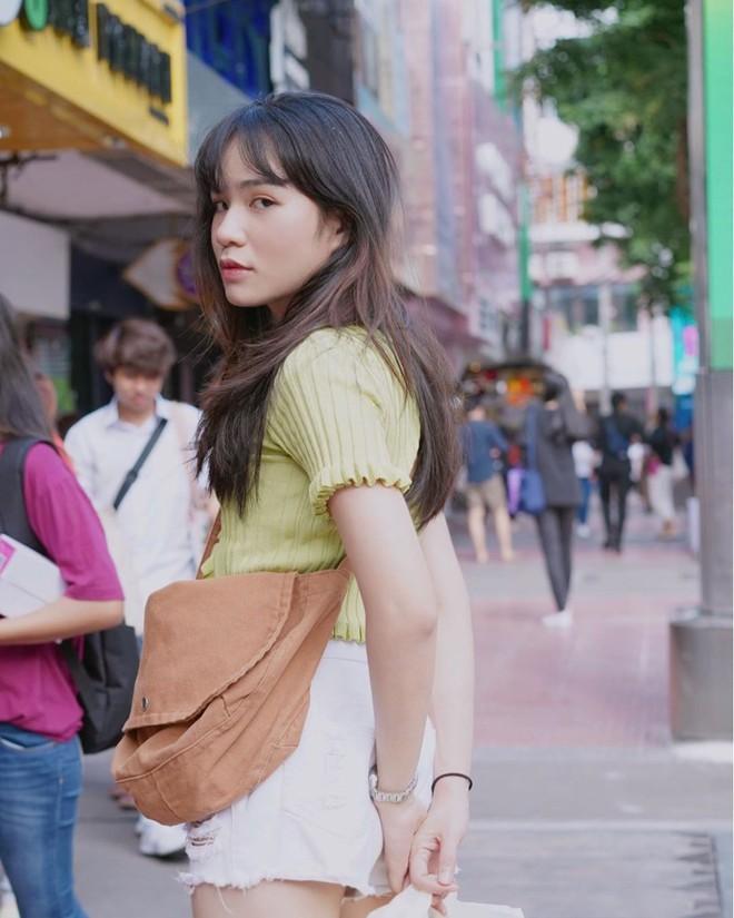 Được Jennie diện từ tám đời nhưng đến giờ mẫu áo hờ hững vẫn khiến hội hot girl Thái mê mẩn - ảnh 5