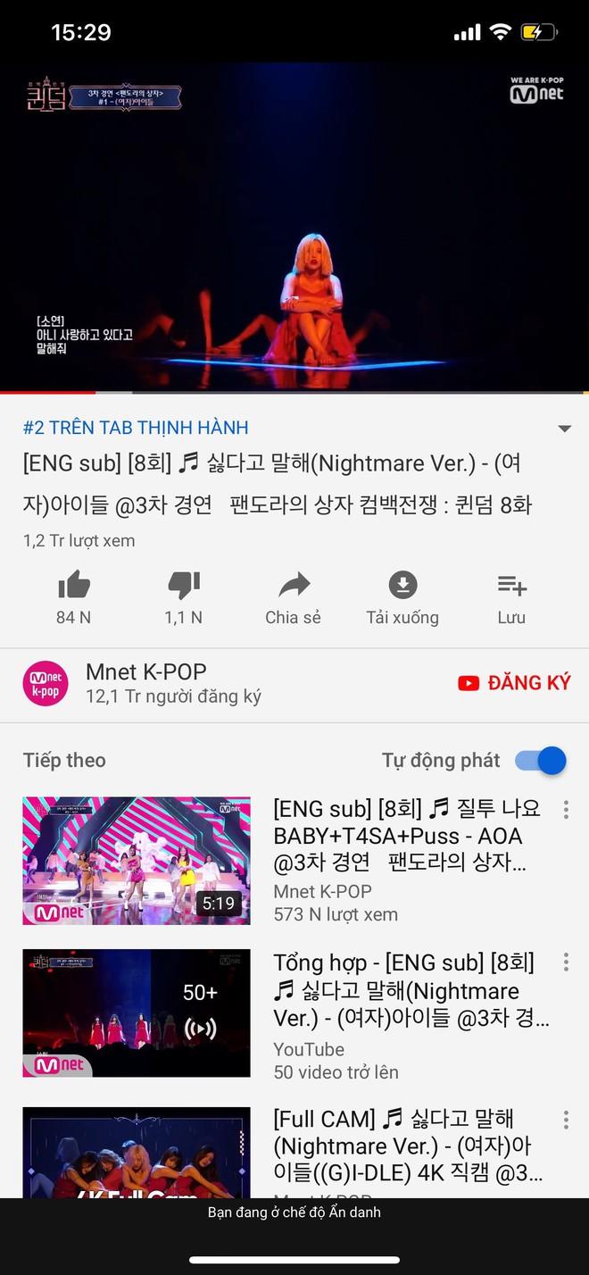 Làm khán giả sởn da gà với màn trình diễn trên Queendom, các thành viên (G)I-DLE được netizen khen ngợi hết lời vì khoảnh khắc thần thánh - ảnh 8