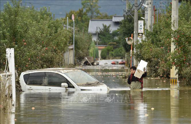 Nhật Bản đưa siêu bão Hagibis vào danh mục 'thảm họa bất thường' - ảnh 2