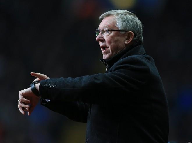 Sir Alex Ferguson dàn xếp tỷ số, có hay không? - ảnh 2