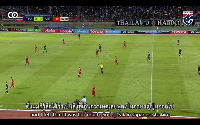 HLV tuyển Thái Lan chỉ trích thậm tệ Bùi Tiến Dũng: Không nên để kiểu cầu thủ này xuất hiện trong đội - ảnh 2