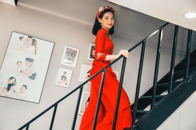 Lưu Đê Ly lần đầu lên tiếng sau đám hỏi xôn xao phố Hàng Buồm, úp mở địa điểm tổ chức lễ cưới nhưng bà hàng xóm đã biết tỏng rồi! - ảnh 5