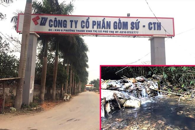 Sốc: Dầu bẩn đổ vào nước sạch sông Đà được dùng để... bẫy chuột! - ảnh 1