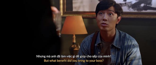 JVevermind hóa tổng tài cool ngầu với chất giọng tấu hài, khán giả cà khịa: John Wick nói tiếng Việt bà con ơi! - ảnh 2