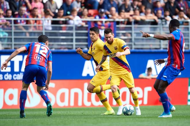 Messi, Suarez và tân binh 120 triệu euro cùng nổ súng, Barcelona đại thắng tại vòng 9 La Liga - ảnh 1
