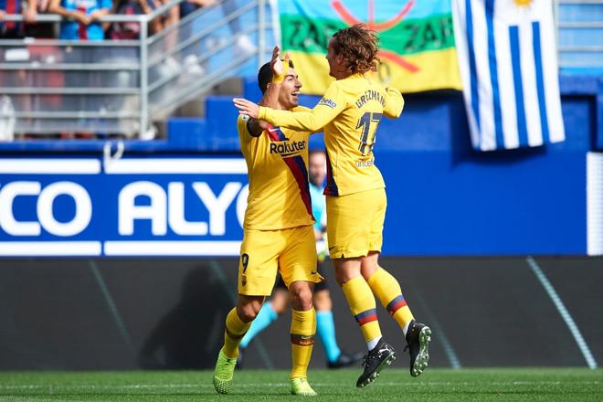 Messi, Suarez và tân binh 120 triệu euro cùng nổ súng, Barcelona đại thắng tại vòng 9 La Liga - ảnh 2