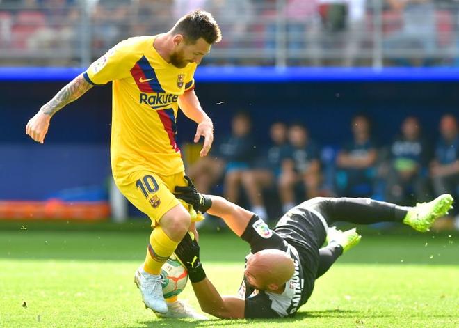 Messi, Suarez và tân binh 120 triệu euro cùng nổ súng, Barcelona đại thắng tại vòng 9 La Liga - ảnh 3