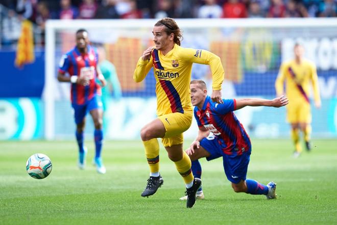 Messi, Suarez và tân binh 120 triệu euro cùng nổ súng, Barcelona đại thắng tại vòng 9 La Liga - ảnh 4