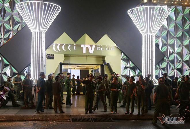 Hơn 100 người dương tính ma túy trong quán bar TV Club ở Đà Nẵng - ảnh 1