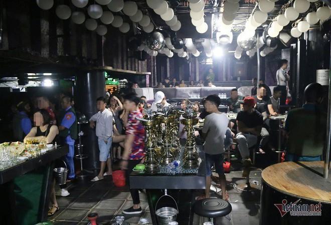 Hơn 100 người dương tính ma túy trong quán bar TV Club ở Đà Nẵng - ảnh 2