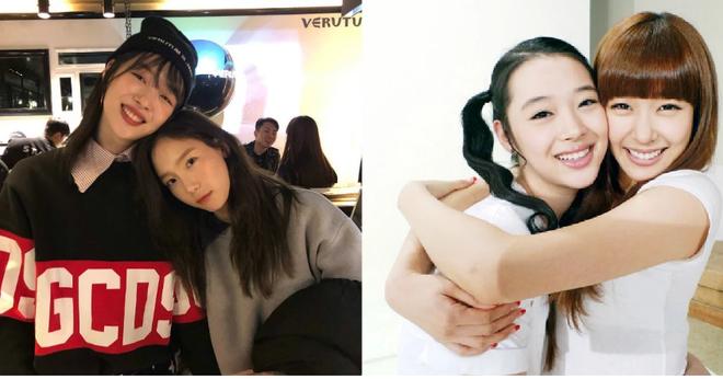 Dậy sóng cách Sulli nói về Taeyeon, Tiffany trong quá khứ: Mối quan hệ ra sao mà khiến cố diễn viên bật khóc? - ảnh 1