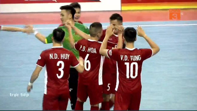Đội tuyển futsal Việt Nam xuất sắc đánh bại Australia ở trận ra quân AFF Futsal Championship 2019 - ảnh 2