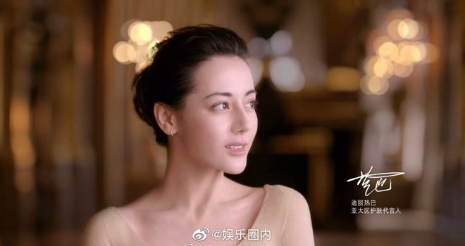 Tranh cãi vẻ đẹp của Địch Lệ Nhiệt Ba trong quảng cáo mới: Nhan sắc phải chăng đã hết thời? - ảnh 6