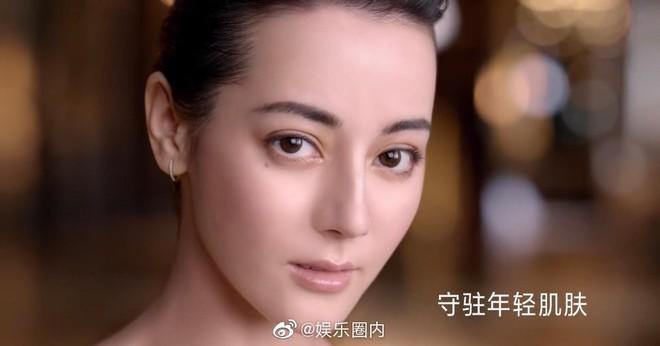 Tranh cãi vẻ đẹp của Địch Lệ Nhiệt Ba trong quảng cáo mới: Nhan sắc phải chăng đã hết thời? - ảnh 5
