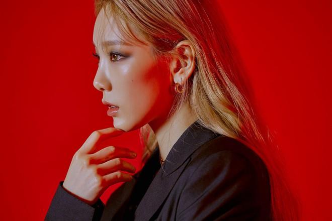 Taeyeon bùng cháy trong teaser MV mới, hứa hẹn bùng nổ với sự lột xác đầy mạnh mẽ và cá tính - ảnh 3