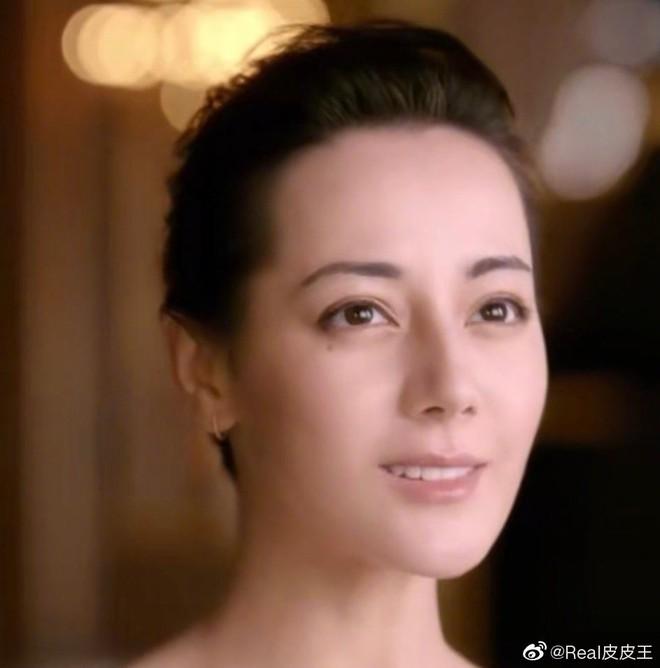 Tranh cãi vẻ đẹp của Địch Lệ Nhiệt Ba trong quảng cáo mới: Nhan sắc phải chăng đã hết thời? - ảnh 3