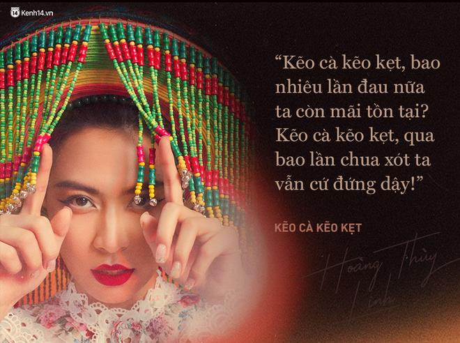 Nghe album mới của Hoàng Thuỳ Linh, hội chị em độc thân toả sáng gom đủ rổ quote dùng cả năm, vừa thả mồi vừa tiện đuổi khách - ảnh 11