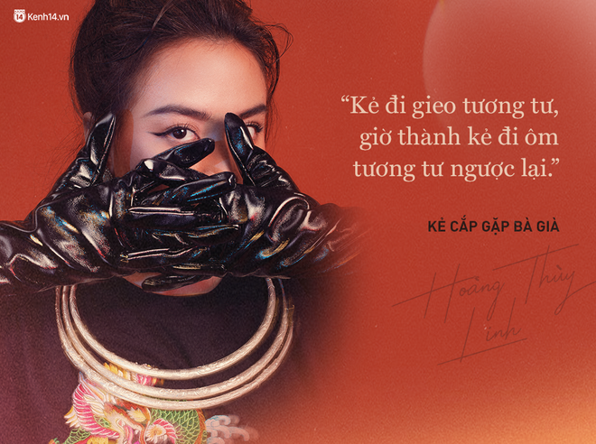 Nghe album mới của Hoàng Thuỳ Linh, hội chị em độc thân toả sáng gom đủ rổ quote dùng cả năm, vừa thả mồi vừa tiện đuổi khách - ảnh 13