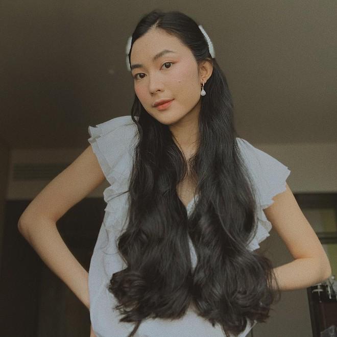 Nhất định không cắt tỉa, nhuộm màu mà chỉ nuôi dài, Helly Tống vẫn có mái tóc đẹp tới mức đáng ghen tị - ảnh 14