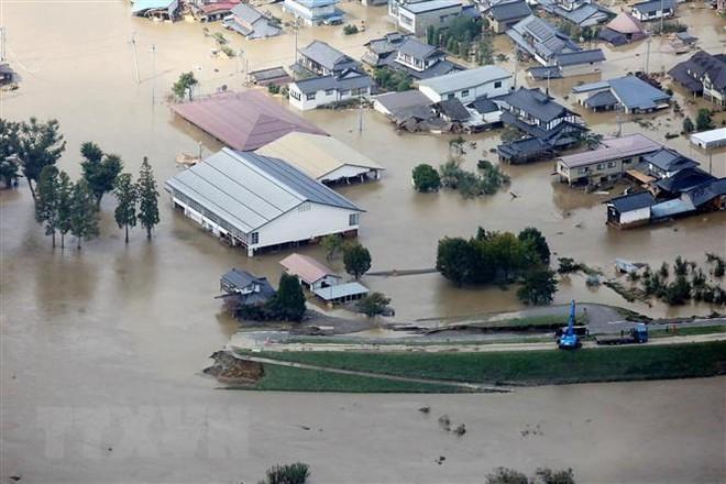 Nhà cửa tan hoang sau siêu bão khủng khiếp nhất lịch sử, HLV tuyển Thái Lan tạm dừng công việc về Nhật Bản gấp - ảnh 2