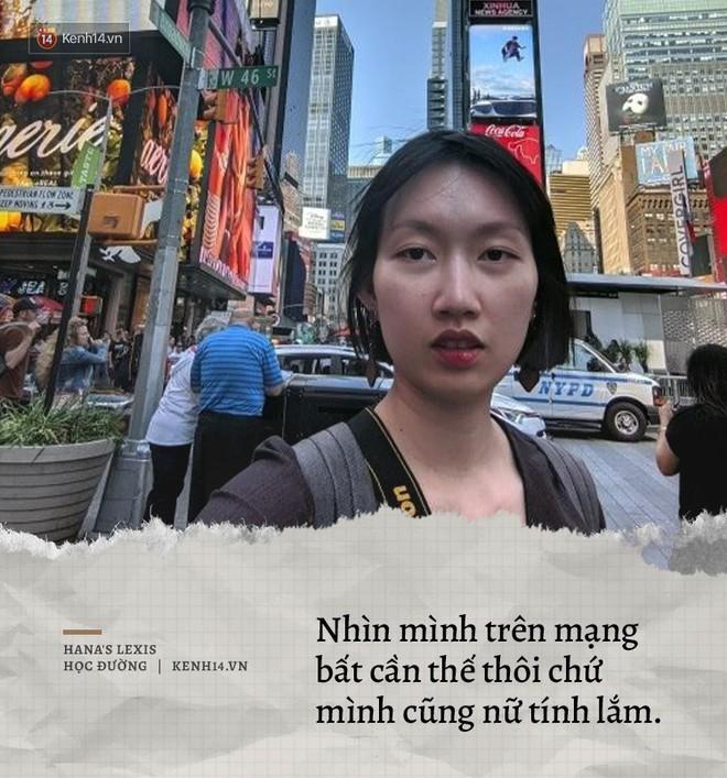 Vlogger IELTS 9.0 Hana's Lexis: Cứng đầu, dám bóc mẽ Tiếng Anh của hàng loạt người nổi tiếng nhưng tự nhận mình ngông, ngu và … trên trung bình - ảnh 9
