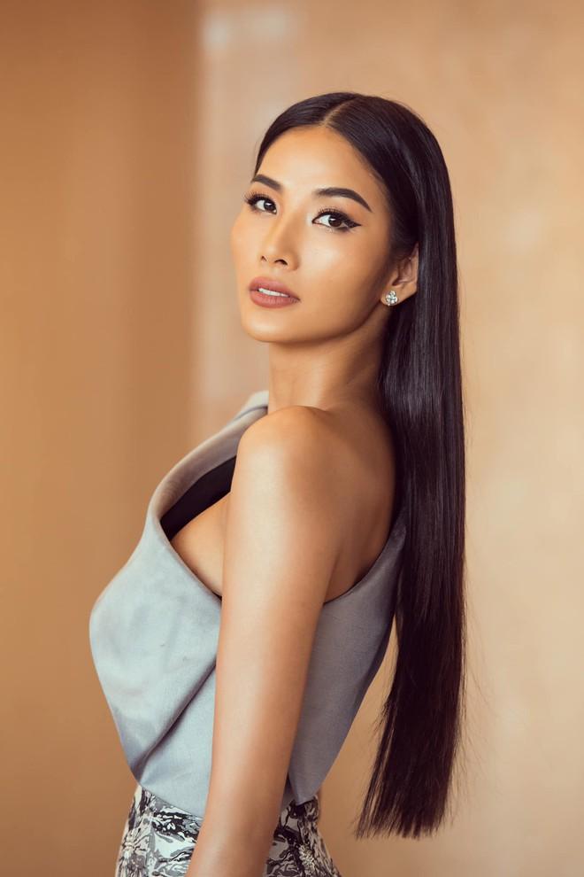 Phạm Hương tiết lộ điều thiệt thòi của Hoàng Thùy khi sang Mỹ thi Miss Universe, hứa sẽ làm một điều để cổ vũ đàn em! - ảnh 3