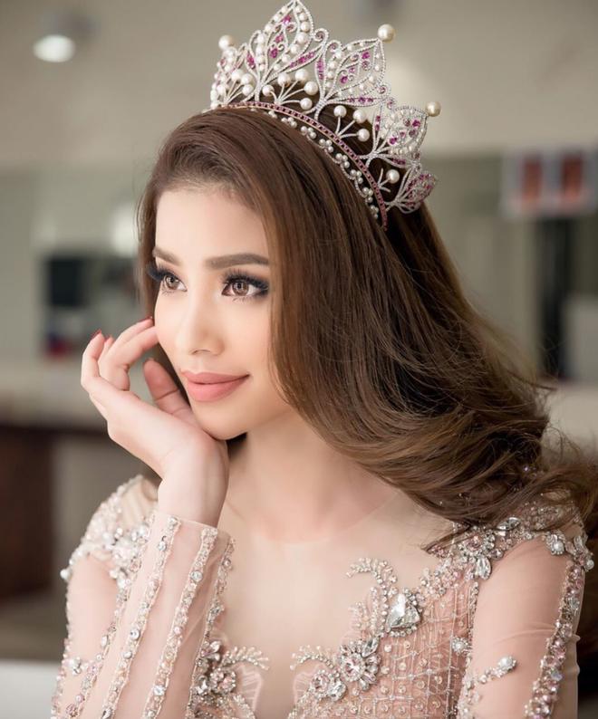 Phạm Hương tiết lộ điều thiệt thòi của Hoàng Thùy khi sang Mỹ thi Miss Universe, hứa sẽ làm một điều để cổ vũ đàn em! - ảnh 2