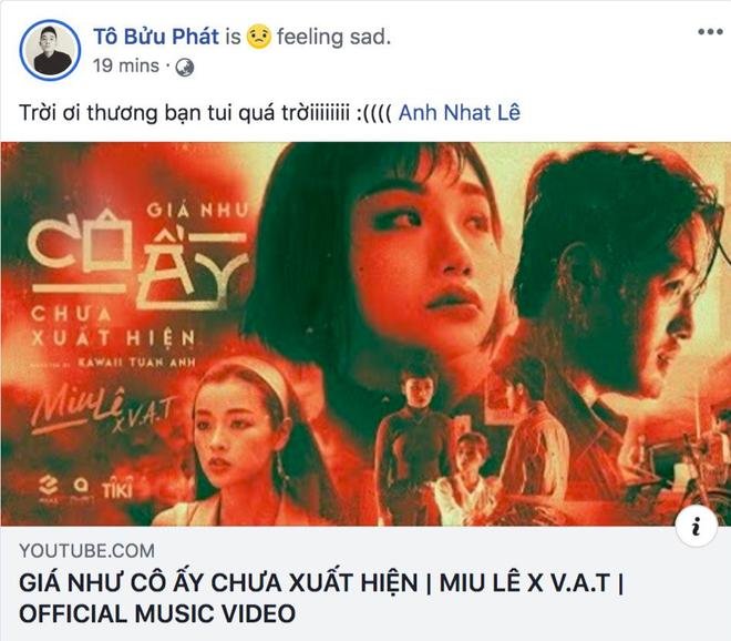 Bùng nổ phản ứng về MV mới của Miu Lê: Karik, Trung Quân Idol và loạt sao tấm tắc khen nhạc hay thấm thía nhưng drama về người thứ 3 có vẻ nhàm? - ảnh 3