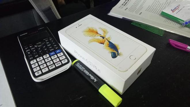 Tận dụng hội Iphone để làm hộp bút, nữ sinh nhận được bão like vì sự sáng tạo thân thiện với môi trường - ảnh 1
