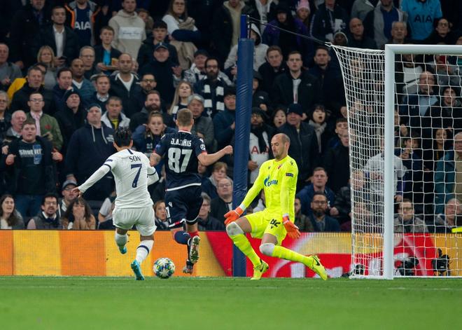 Son Heung-min lập cú đúp, Tottenham chính thức chấm dứt chuỗi phong độ tệ hại bằng thắng lợi 5 sao - Ảnh 2.