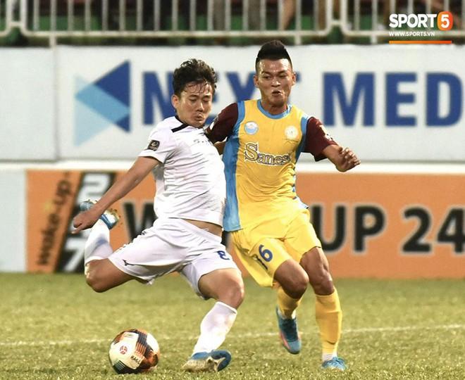 Cầu thủ HAGL tri ân Lương Xuân Trường trong ngày đội bóng phố núi trụ hạng - ảnh 2